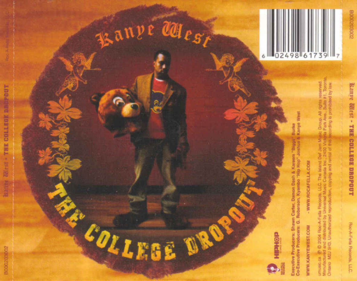 Wpgm Revisits Kanye West The College Dropout Album