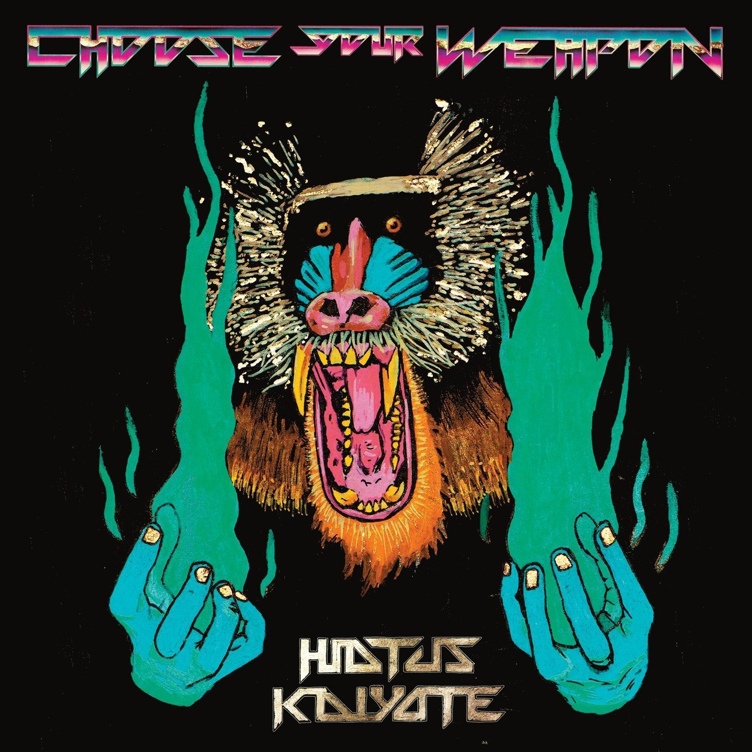 hiatus kaiyote album cover