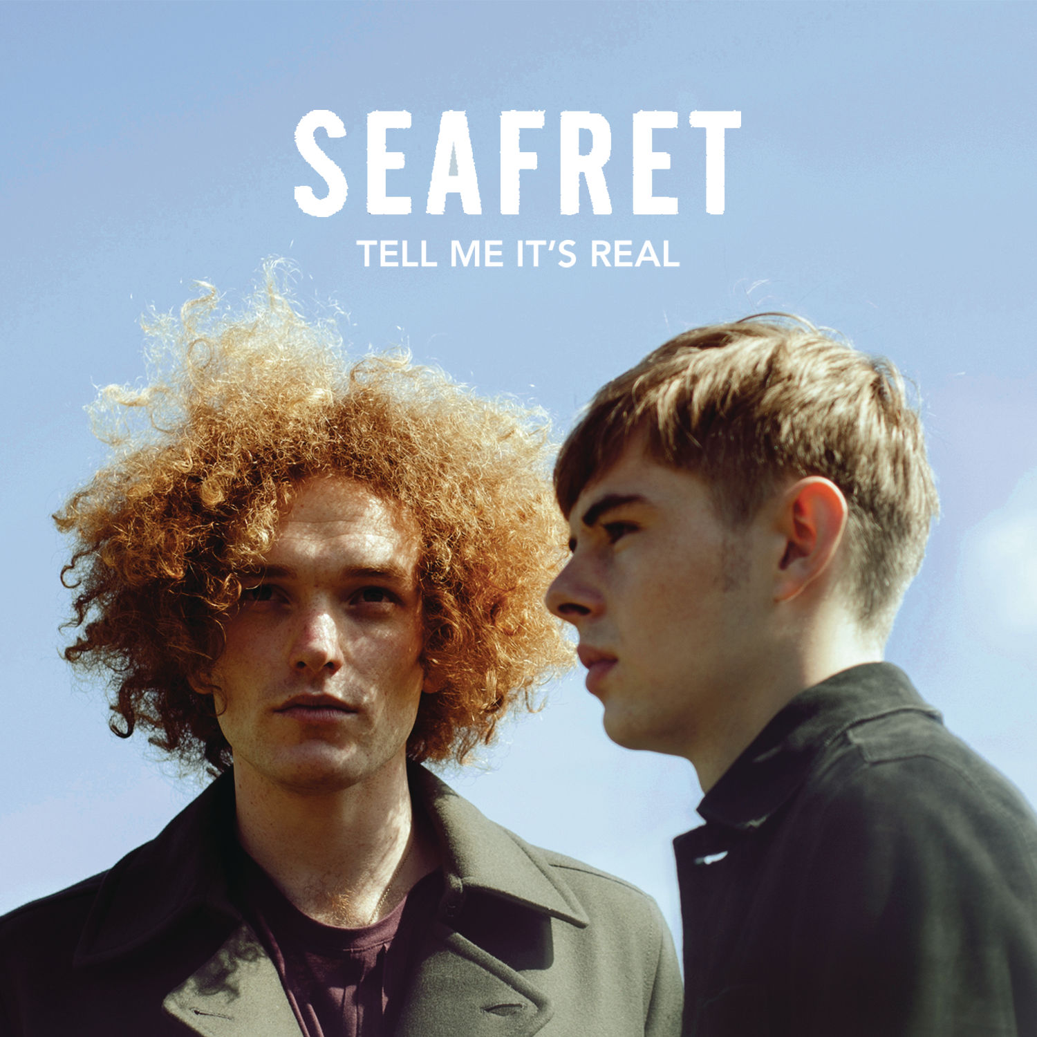 Wpgm recommends seafret tell me it s real album review we