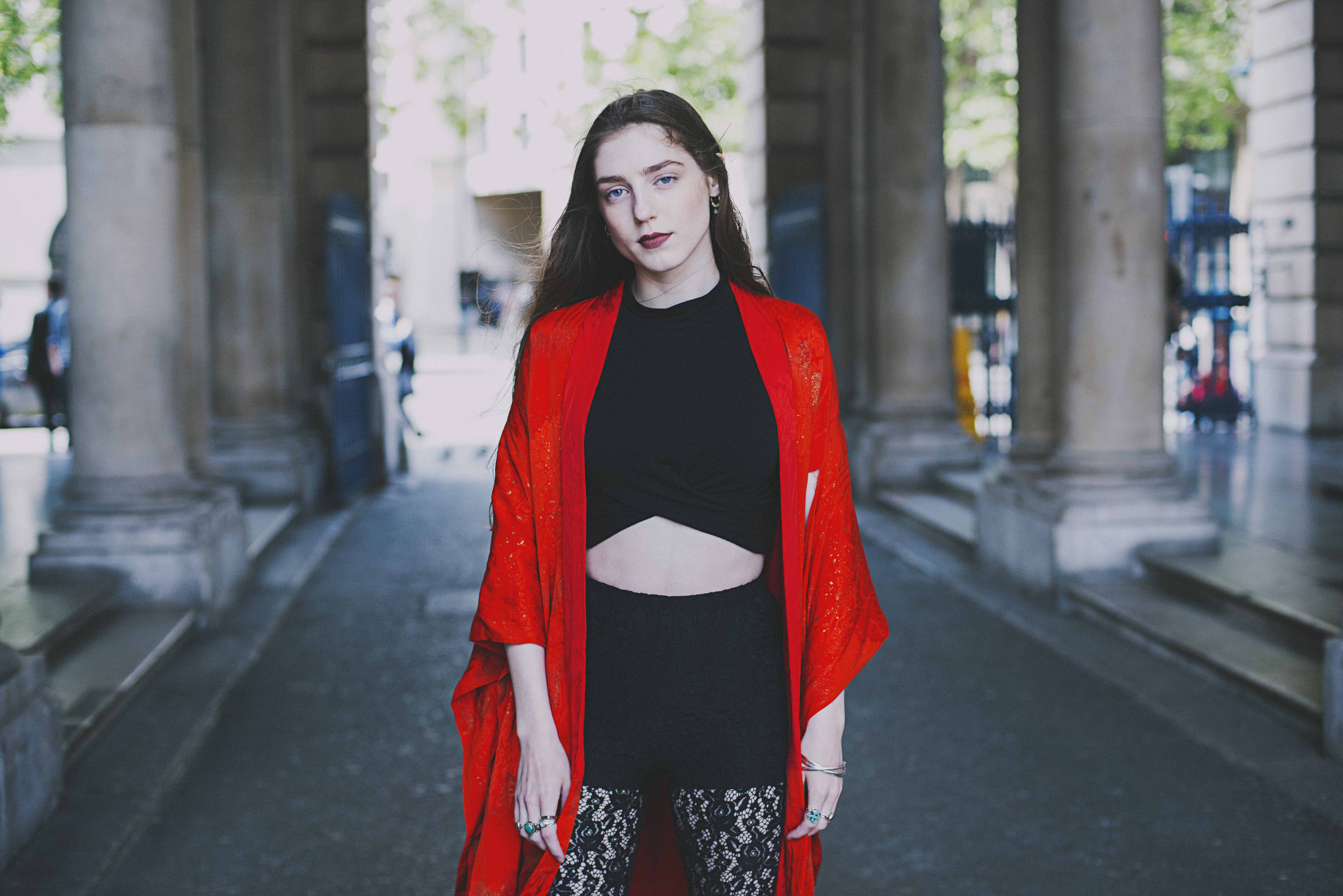 Short form picture caption: Birdy teams up with American Express® to perform an exclusive, acoustic set underneath the iconic courtyard location of London's Summer Series at Somerset House music festival where she will be performing on 12 July.   Long form picture caption: Critically acclaimed singer/songwriter Birdy teams up with American Express® to perform an exclusive, acoustic three-track set at Somerset House, underneath the courtyard of the iconic London venue where she will be performing on 12 July.   Summer Series at Somerset House forms part of American Express' Invites programme, which gets its Cardmembers closer to the things they love with the best seats, exclusive offers and early on-sale tickets to the UK's most sought after entertainment events.