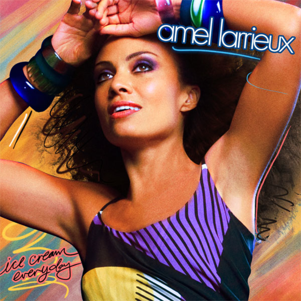 Amel Larrieux Ice Cream Everyday
