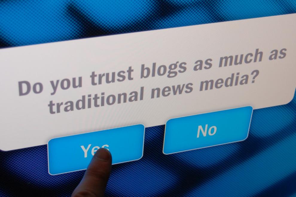 News Blogging