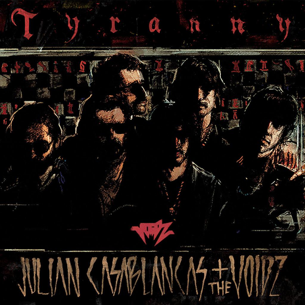 Tyranny Album Cover