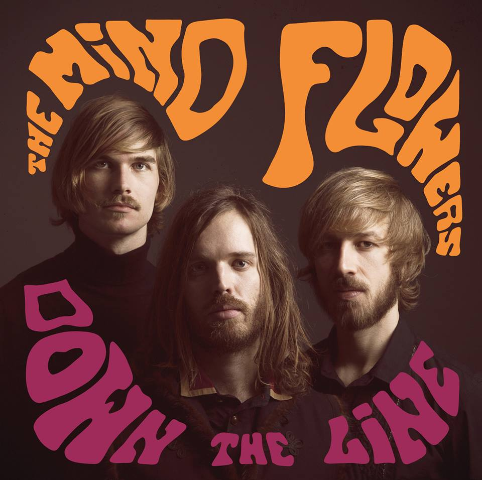 The Mind Flowers Down The Line