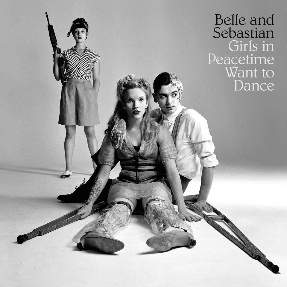 belle and sebastian album cover