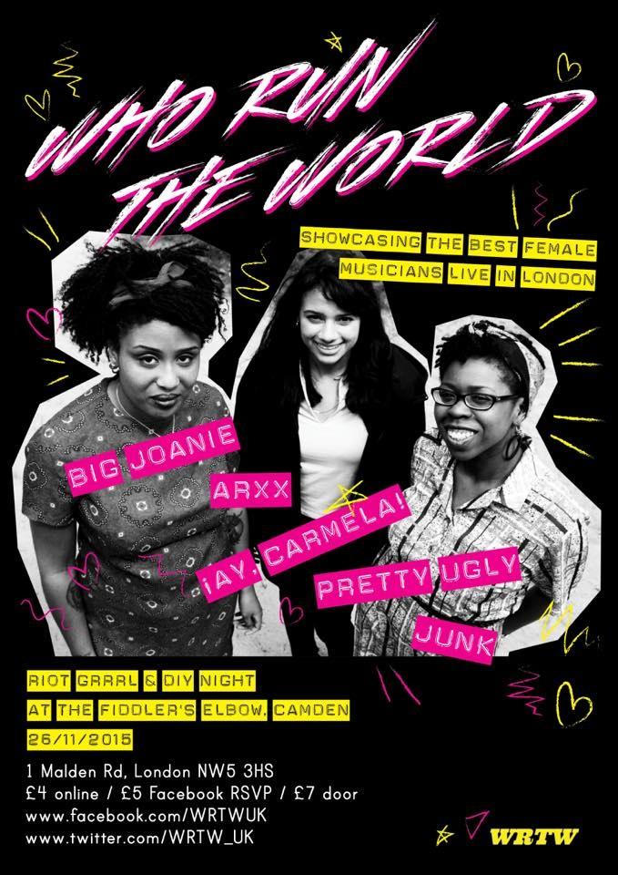 WRTW poster