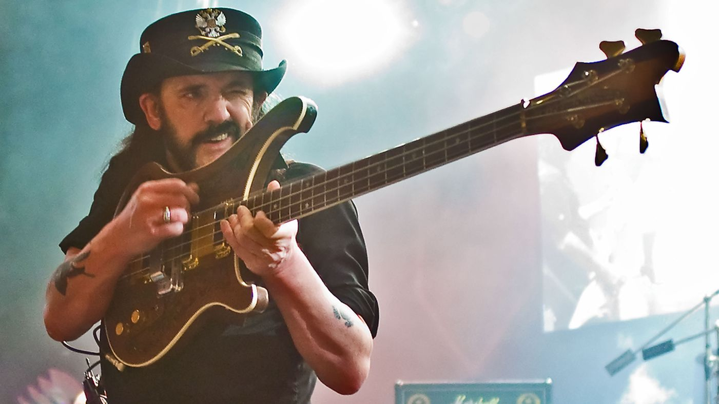 Lemmy Kilmister 06.02.2016ANDREW