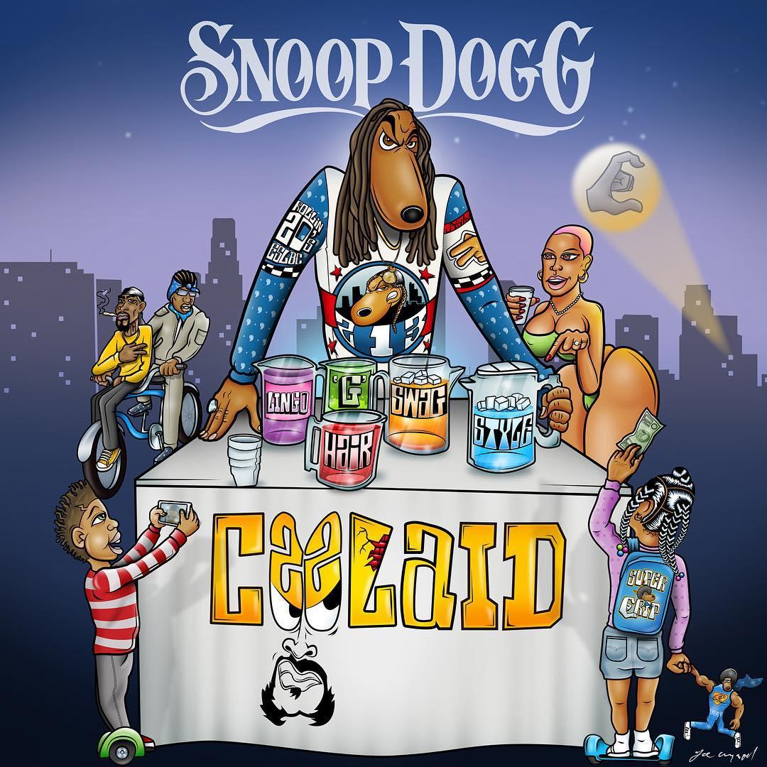 Coolaid Album Review