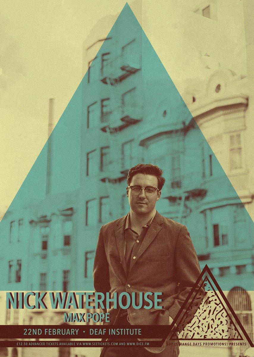 Nick Waterhouse 07.03.2017