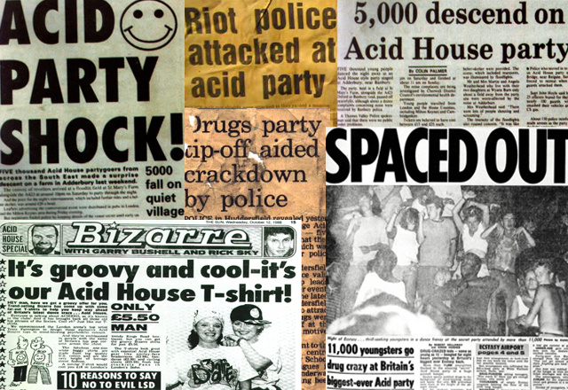 acid house tabloid