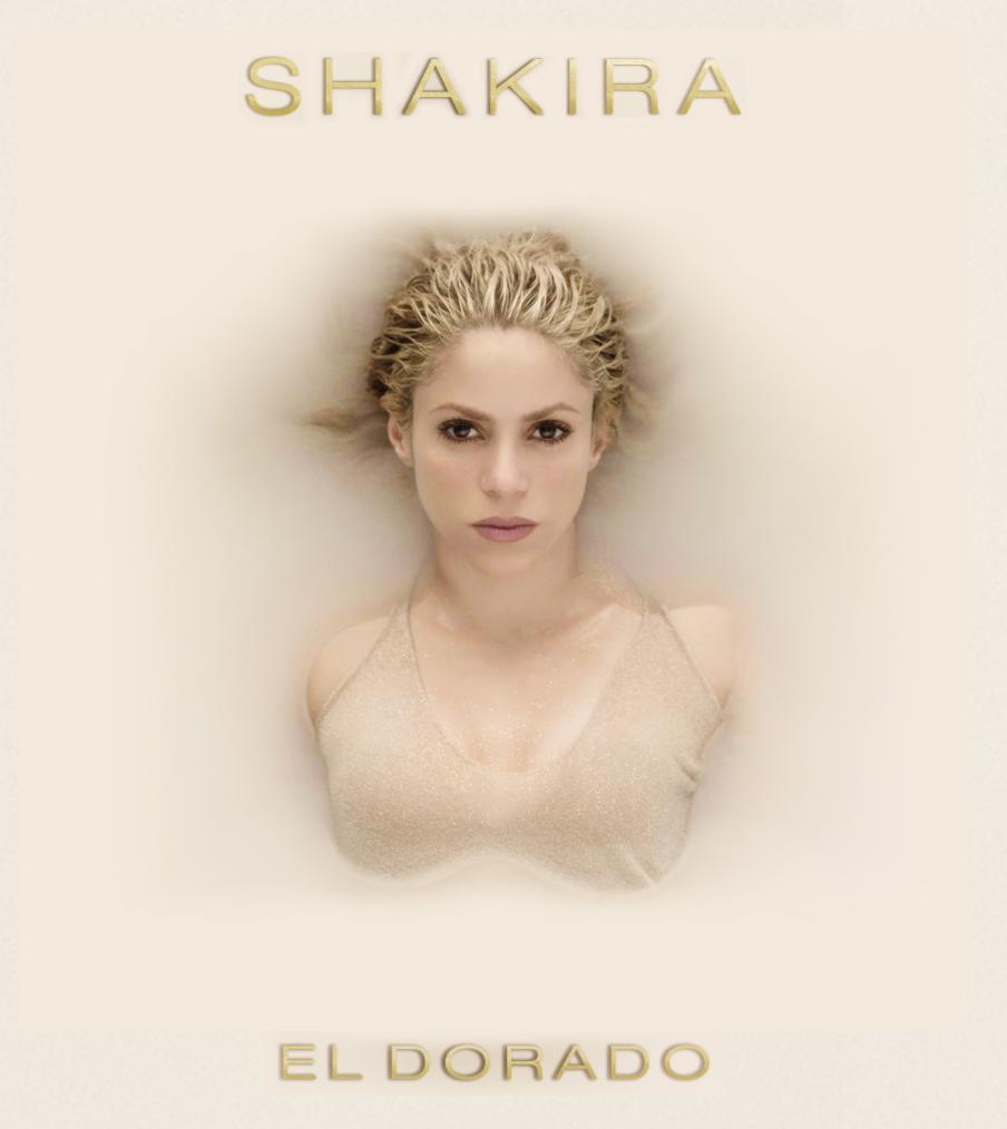 Shakira-el-dorado-cover