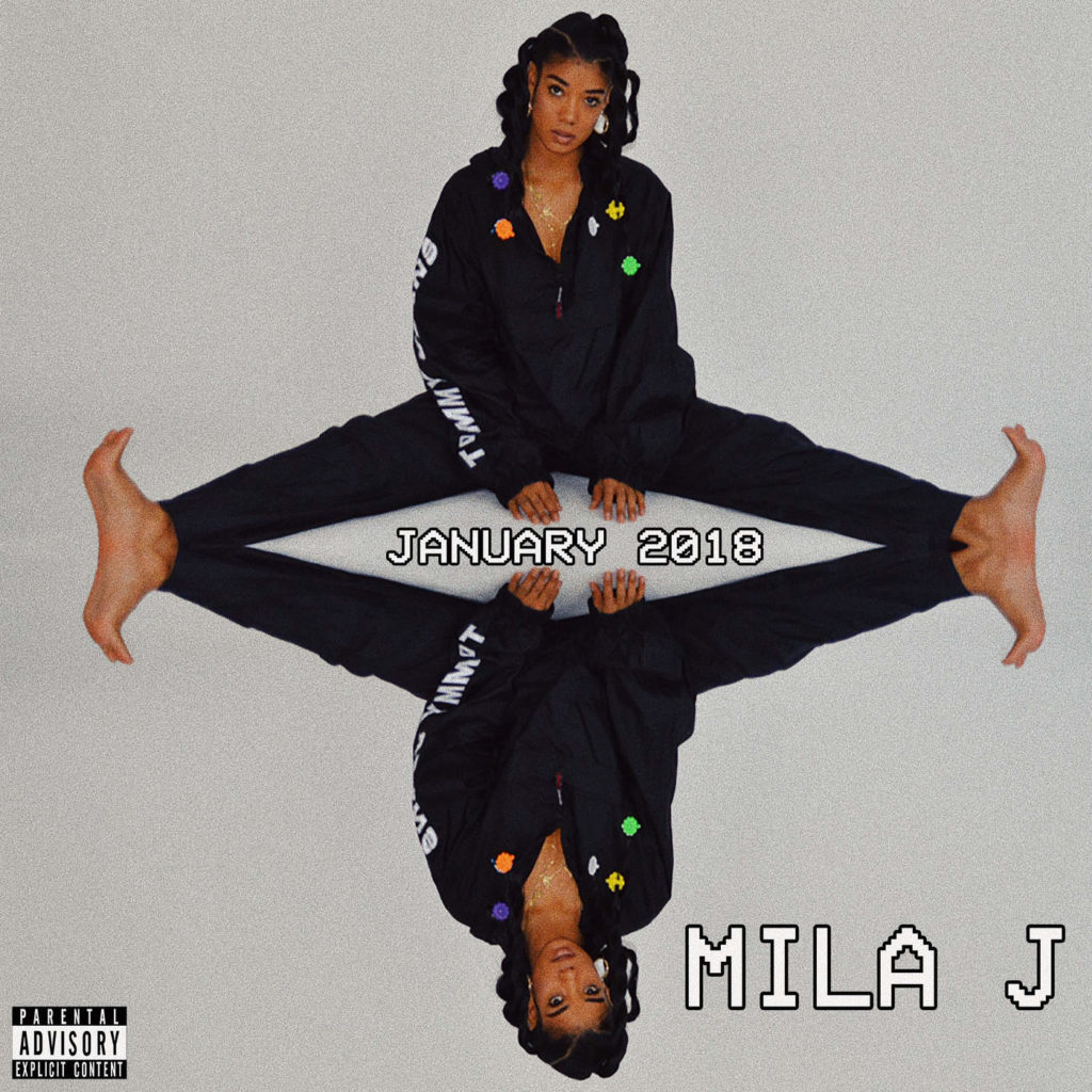 WPGM Recommends: Mila J - January 18 (EP Review) - WE PLUG