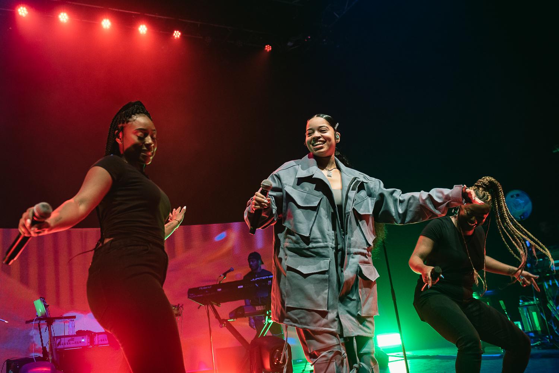WPGM Reviews: Ella Mai Live At O2 Shepherd's Bush Empire (In