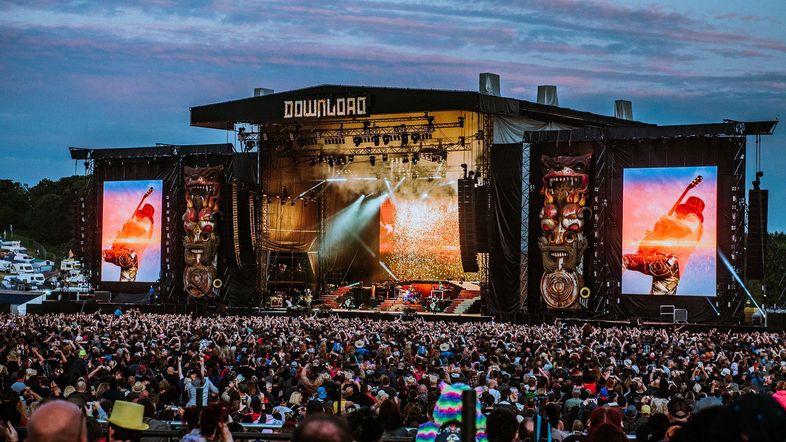 Ladda ner Festival heavy metal dating